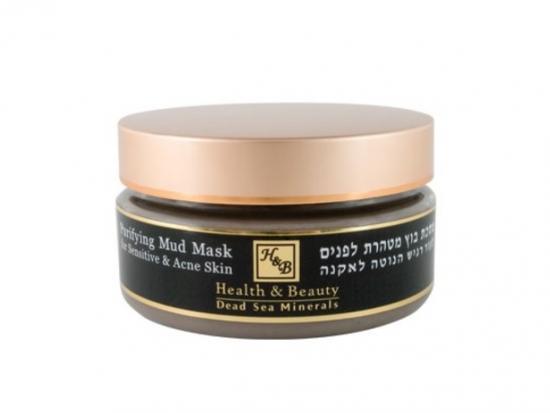 HB Čistící bahenní maska pro citlivou pleť 220 g