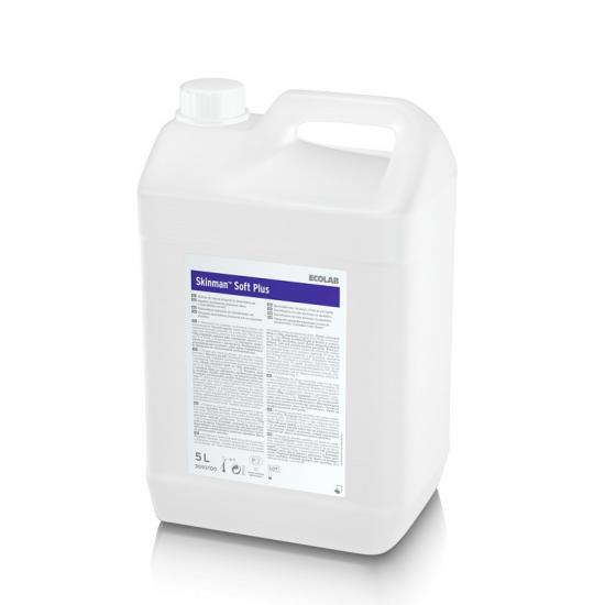 Skinman Soft Plus dezinfekce na ruce 5 l