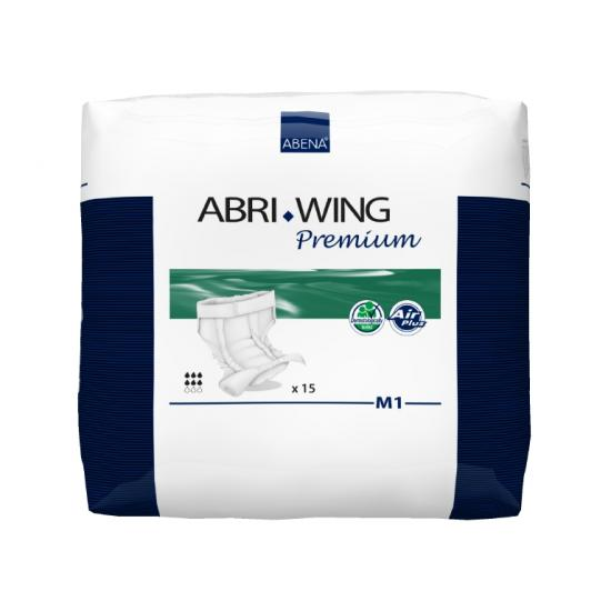 Abri Wing Premium M1 kalhotky s pásem 15 ks