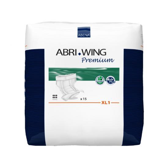 Abri Wing Premium XL1 kalhotky s pásem 15 ks