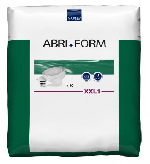Abri Form Comfort XXL1 kalhotky zalepovací 10 ks