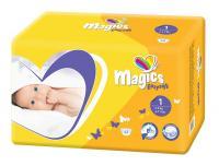 MAGICS Easysoft Newborn 2-5 kg 42 ks