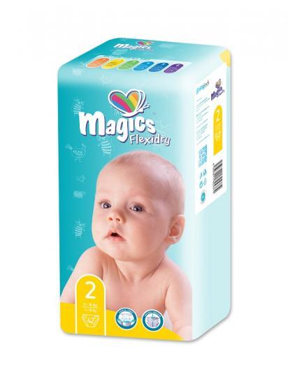 MAGICS Flexidry Mini 4-8 kg 42 ks