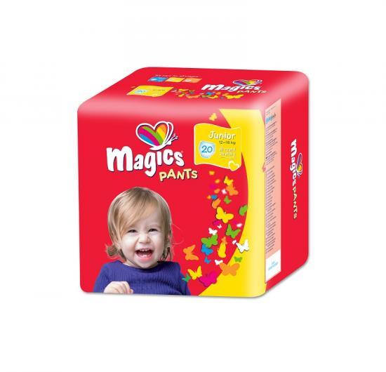 MAGICS PANTS Junior 12-18 kg 20 ks