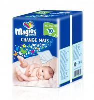 MAGICS Change Mats 60x60 10 ks
