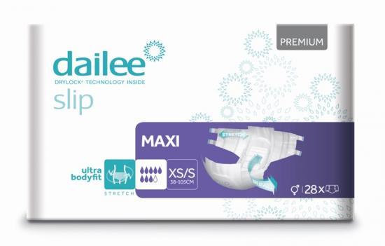 DAILEE Slip Premium Maxi kalhotky zalepovací XS/S 28 ks