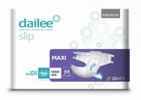 DAILEE Slip Premium Maxi kalhotky zalepovací M 28 ks