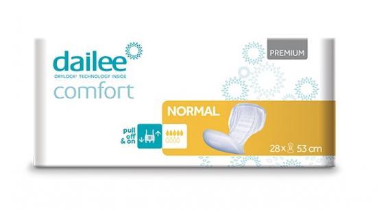 DAILEE Comfort Premium Normal vložné pleny 28 ks