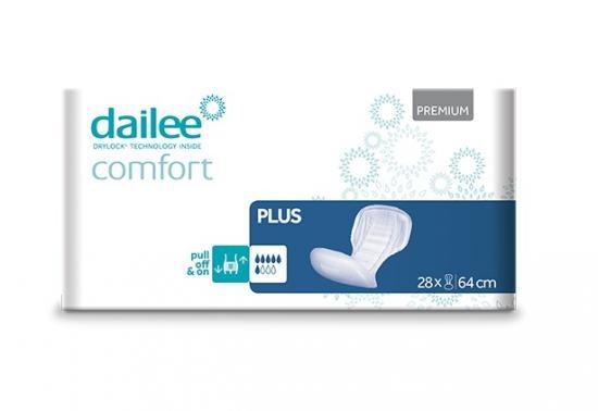 DAILEE Comfort Premium Plus vložné pleny 28 ks