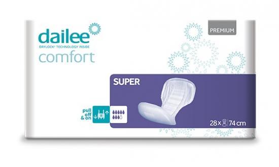 DAILEE Comfort Premium Super vložné pleny 28 ks
