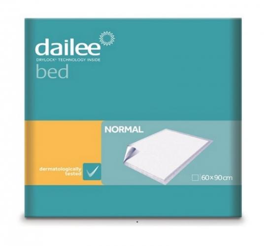 DAILEE Bed Normal savé podložky 60x90 cm 30 ks