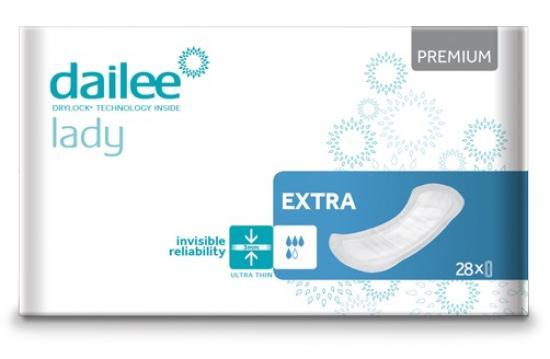 DAILEE Lady Premium Extra dámské vložky 28 ks