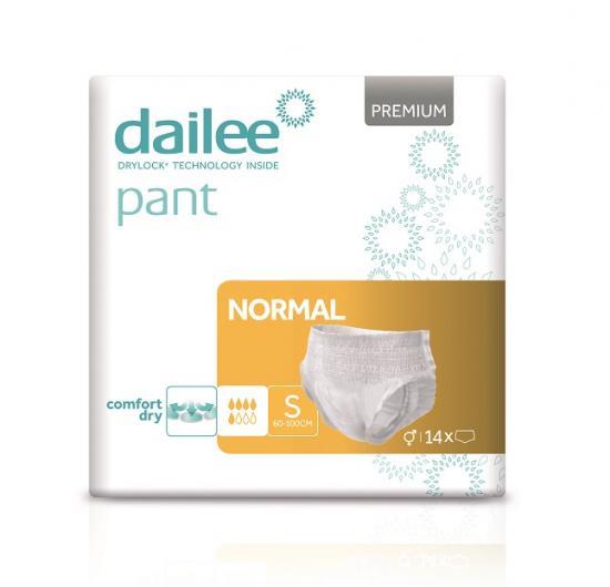 DAILEE PANT Premium Normal S kalhotky navlékací 14 ks