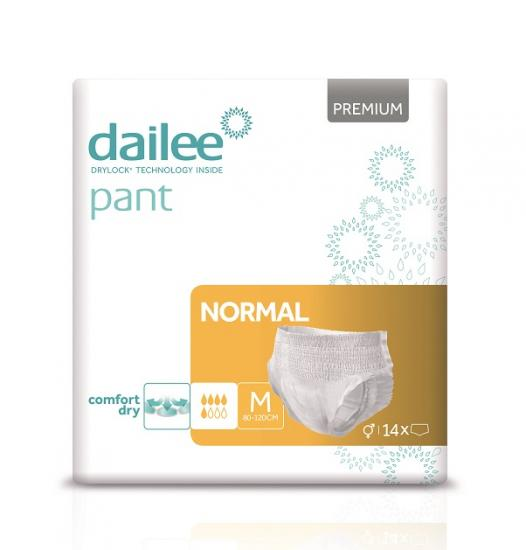 DAILEE PANT Premium Normal M kalhotky navlékací 14 ks
