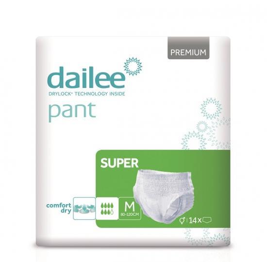 DAILEE PANT Premium Super M kalhotky navlékací14 ks
