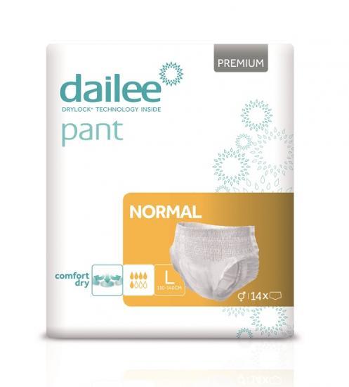 DAILEE PANT Premium Normal L kalhotky navlékací 14 ks
