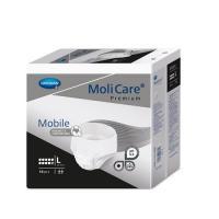 MoliCare Mobile 10 kapek L kalhotky natahovací 14 ks