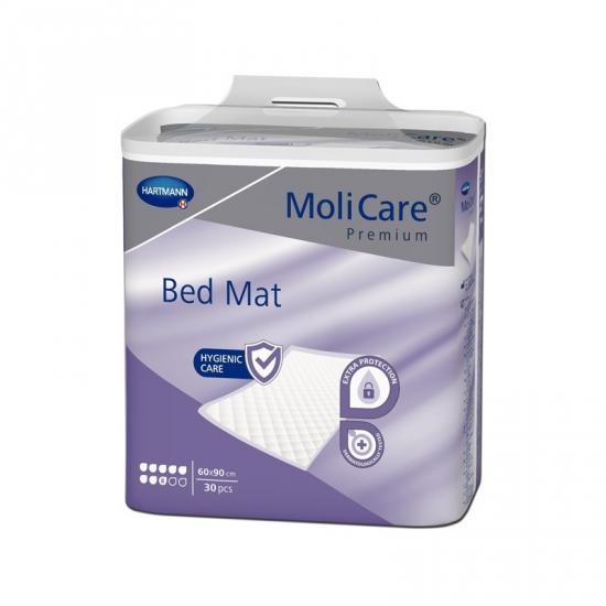 MoliCare Bed Mat 8 kapek savé podložky 60x90 cm 30 ks