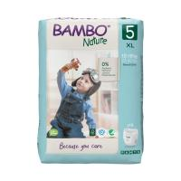 Bambo Nature Pants 5, 12-18 kg, 19 ks