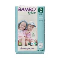 Bambo Nature Pants 6, 18+ kg, 18 ks