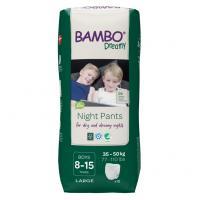 Bambo Dreamy Nights Pants pro chlapce 35-50 kg 10 ks