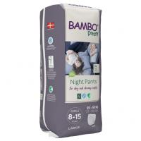 Bambo Dreamy Nights Pants pro dívky 35-50 kg 10 ks