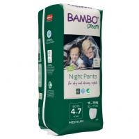 Bambo Dreamy Nights Pants pro chlapce 15-35 kg 10 ks