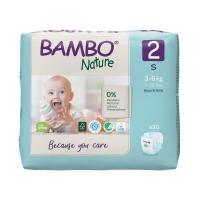 Bambo Nature 2, 3-6 kg, 30 ks