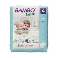 Bambo Nature 4, 7-14 kg, 24 ks
