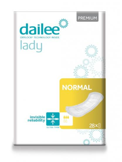 DAILEE Lady Premium Normal dámské vložky 28 ks