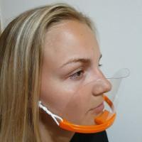 Maska ochranná obličejová