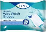 TENA Wet Wash Glove - Vlhčená mycí rukavice 8 ks