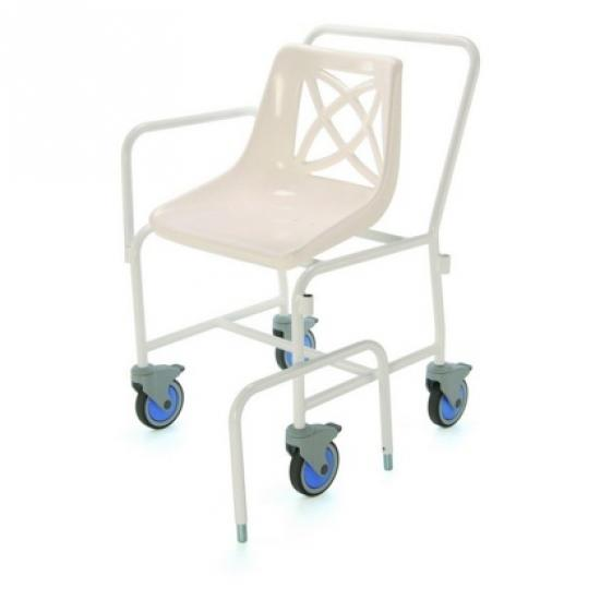 Židle do sprchy pojízdná DMA 4551