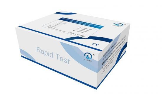 Test na COVID-19 Ag Saliva Rapid test 20 ks