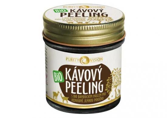 PURITY VISION Bio Kávový peeling 110 g