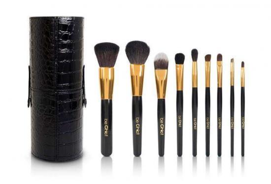 Luxury Professional set - sada kosmetických štětců 9ks