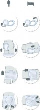 iD Fix Comfort Medium fixační kalhotky 5 ks
