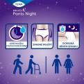 Tena Pants Night Super Medium kalhotky navlékací 10 ks